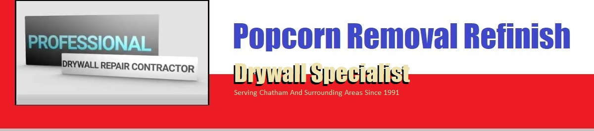 919-742-2030 Repair Finishing Popcorn Work Pittsboro Drywall