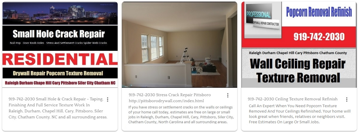 919-742-2030 Soot Solutions | Pittsboro Drywall