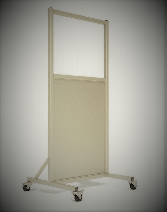Mobile X-Ray Room Radiation Shield Radiation Protection Durham And Chapel Hill - US Shipping