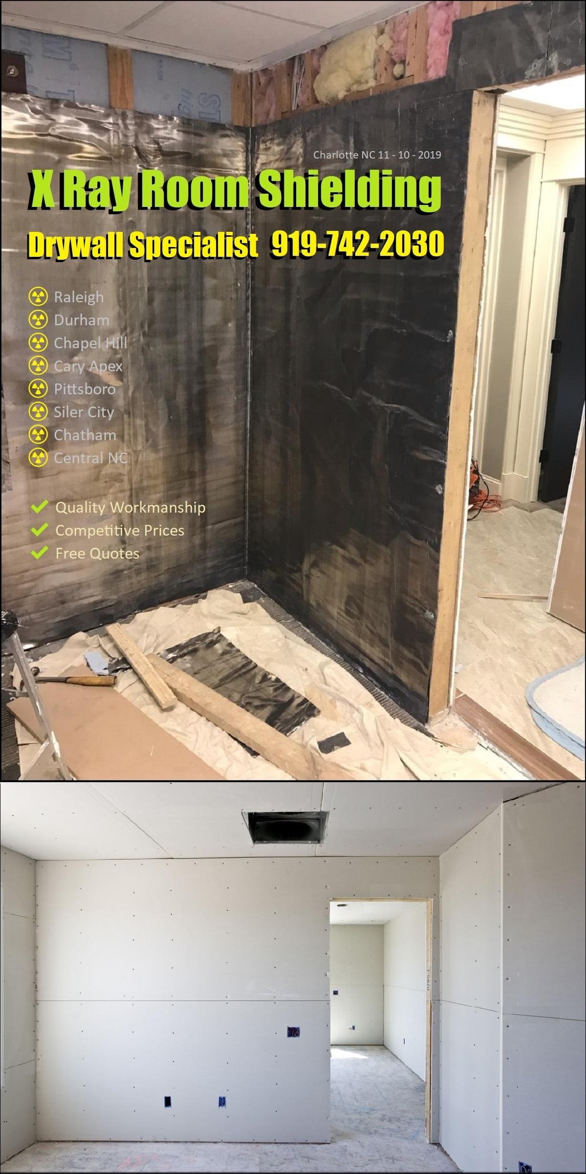 Nextdoor Wallboard Hanger Finisher Repair And Popcorn Texture Removal Soundproofing Contractor | North Carolina